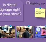 Digital Signage Infographic