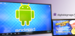 Android digital signage solution by Dynamax