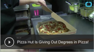Pizza degree
