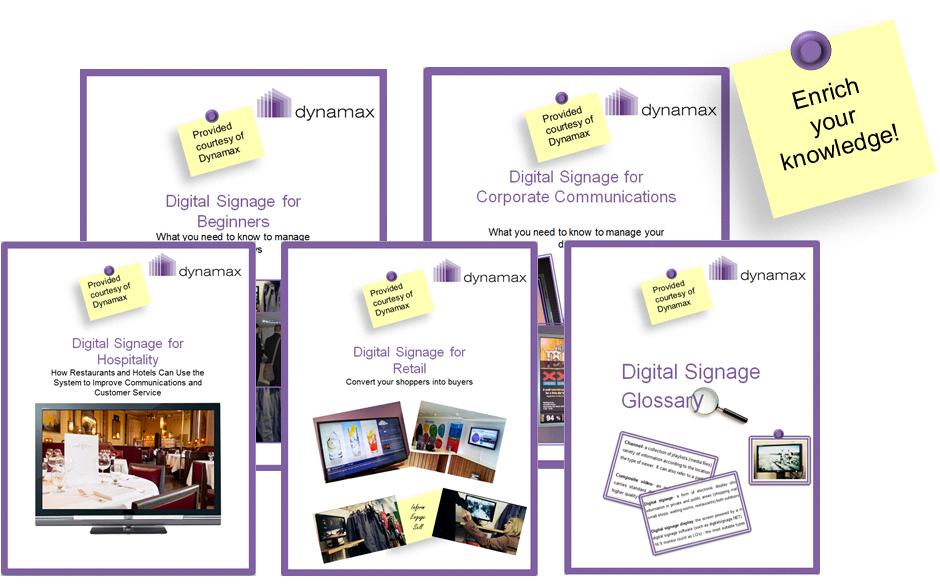 digital signage white papers