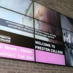 digital signage in education