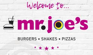 Mr Joes logo