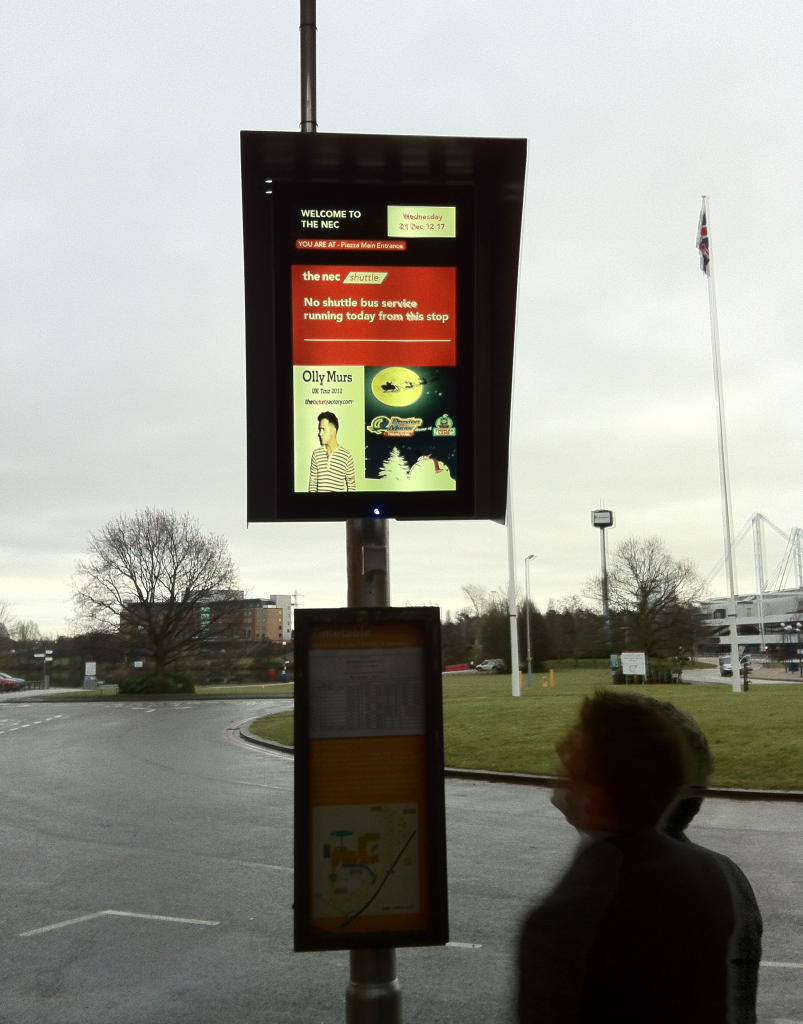 Digital signage solutions UK