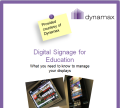 Digital Signage White Paper