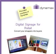 Digital Signage for Retail