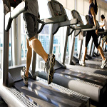 digital signage in gyms and Leisure centres