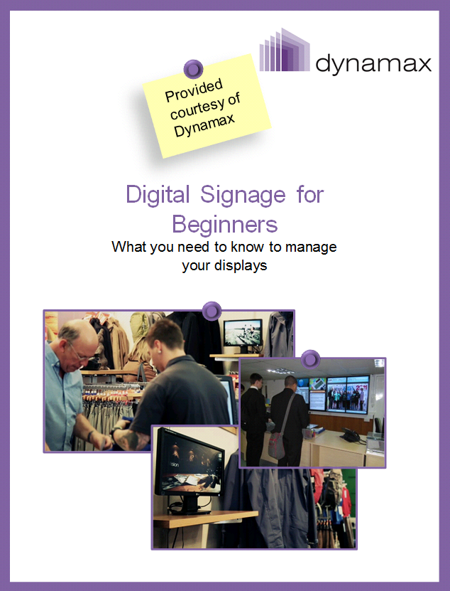 Digital Signage White Paper