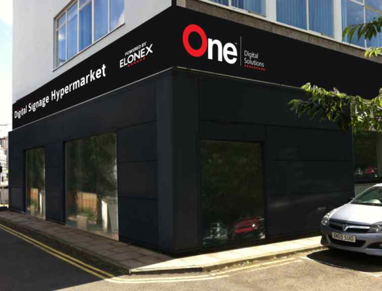 One Digital Solutions- Digital Signage Hypermarket