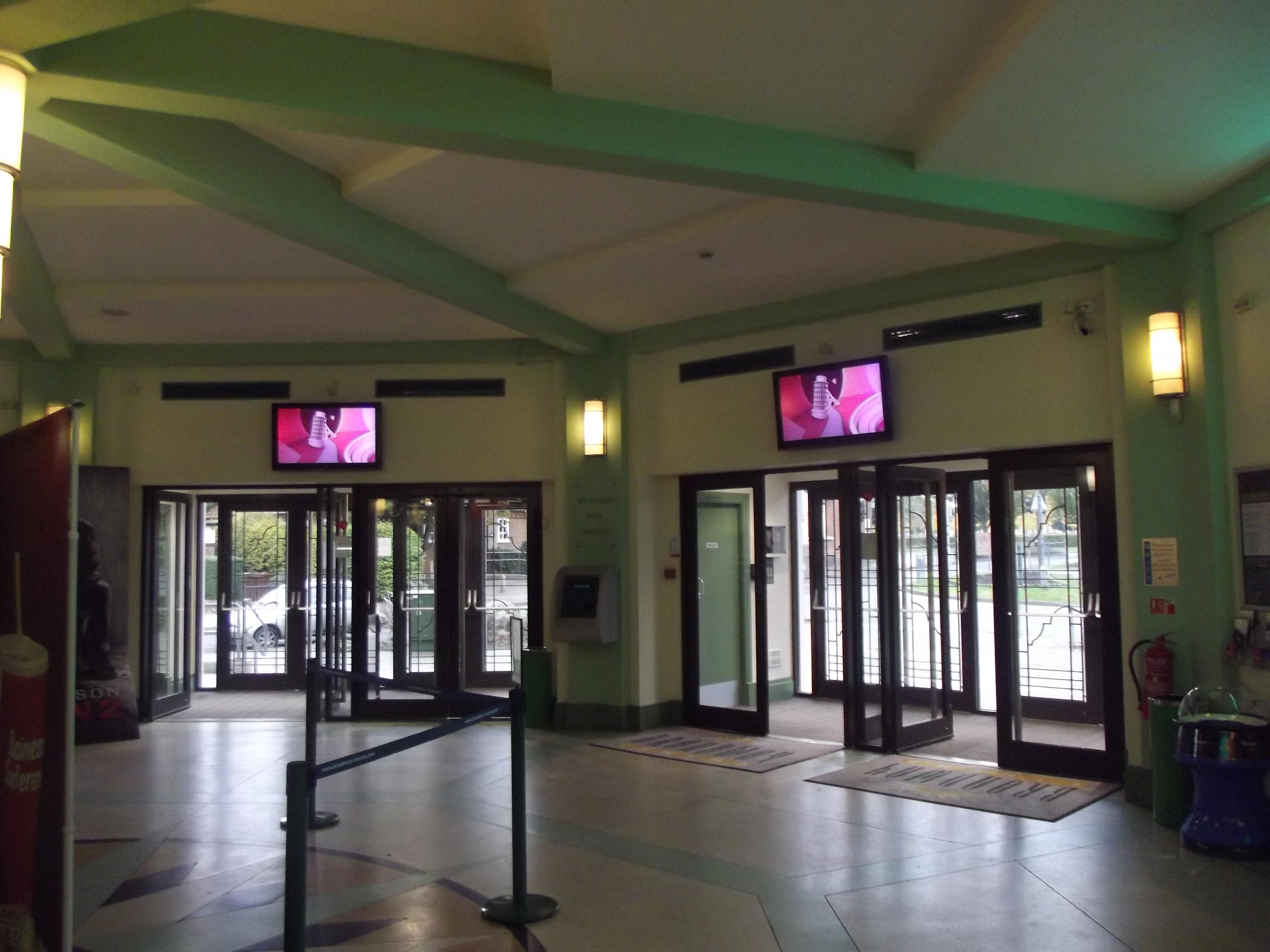 digital information displays