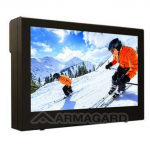 Armgard protected screen