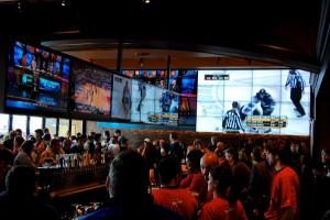 Sports bar US