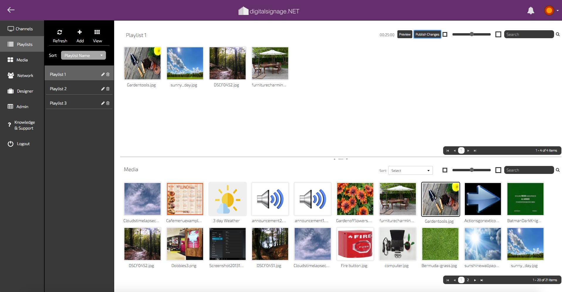 digitalsignage.net core-edition-main
