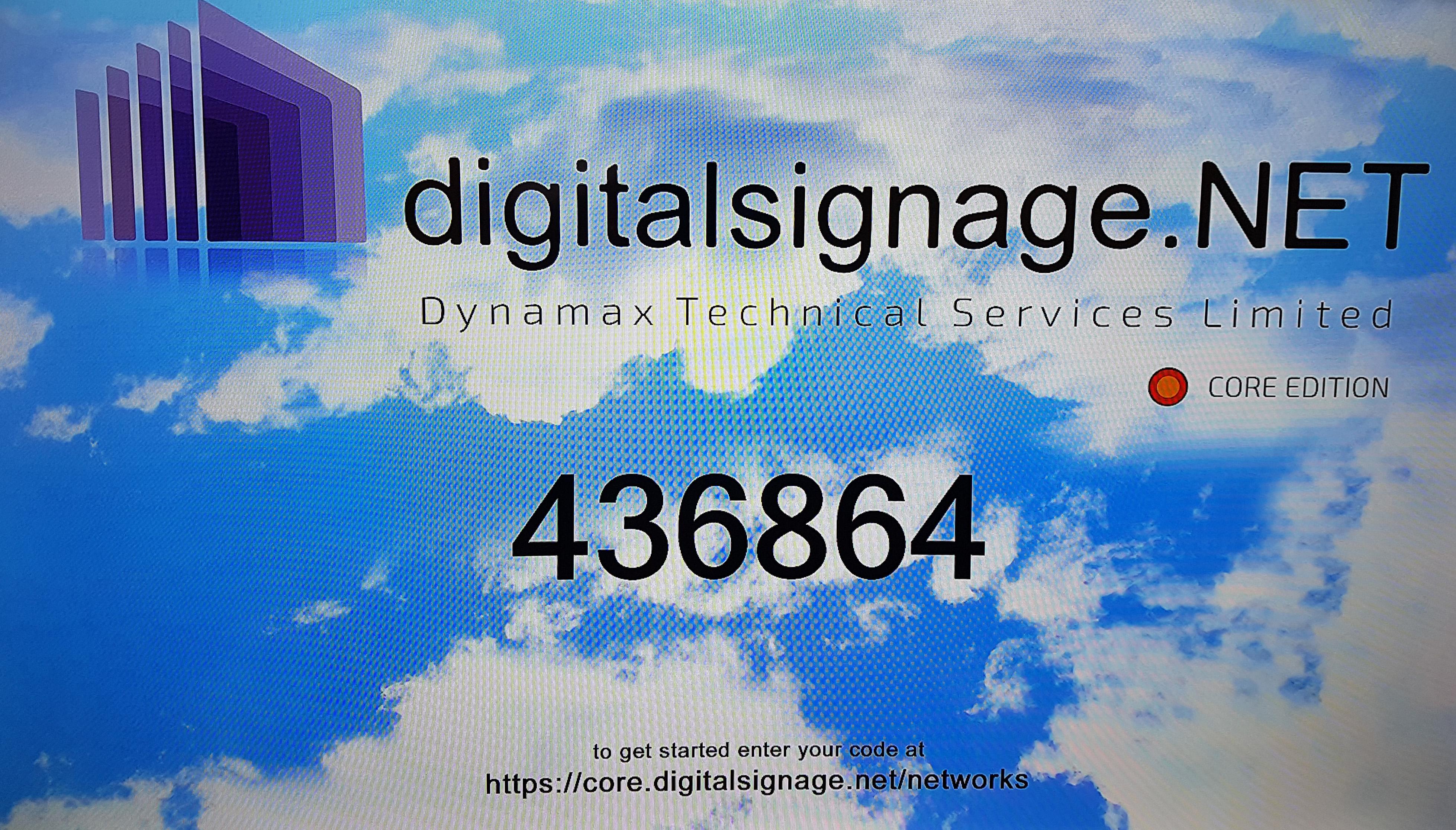 digitalsignage.net hexcode