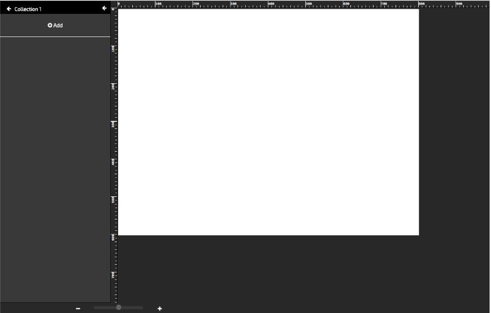 digitalsignage.net Blank canvas
