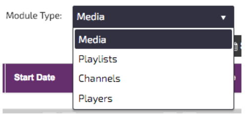digitalsignage.net proof of play reports